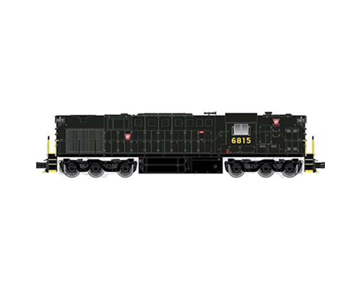 Atlas O O Trainman RSD7/15 with TMCC, PRR #6815