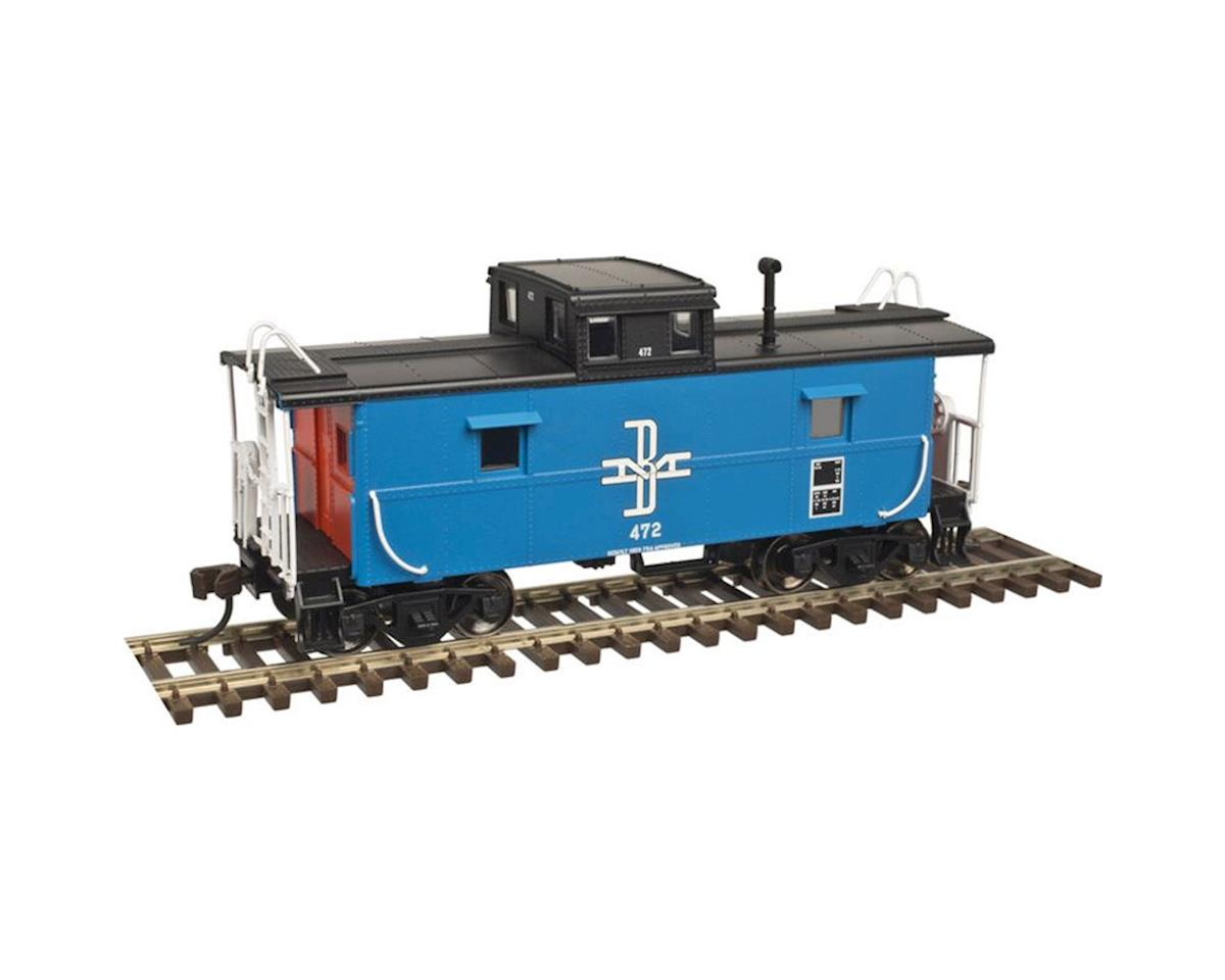 Atlas O O Trainman C&O Cupola Caboose, B&M (2R)