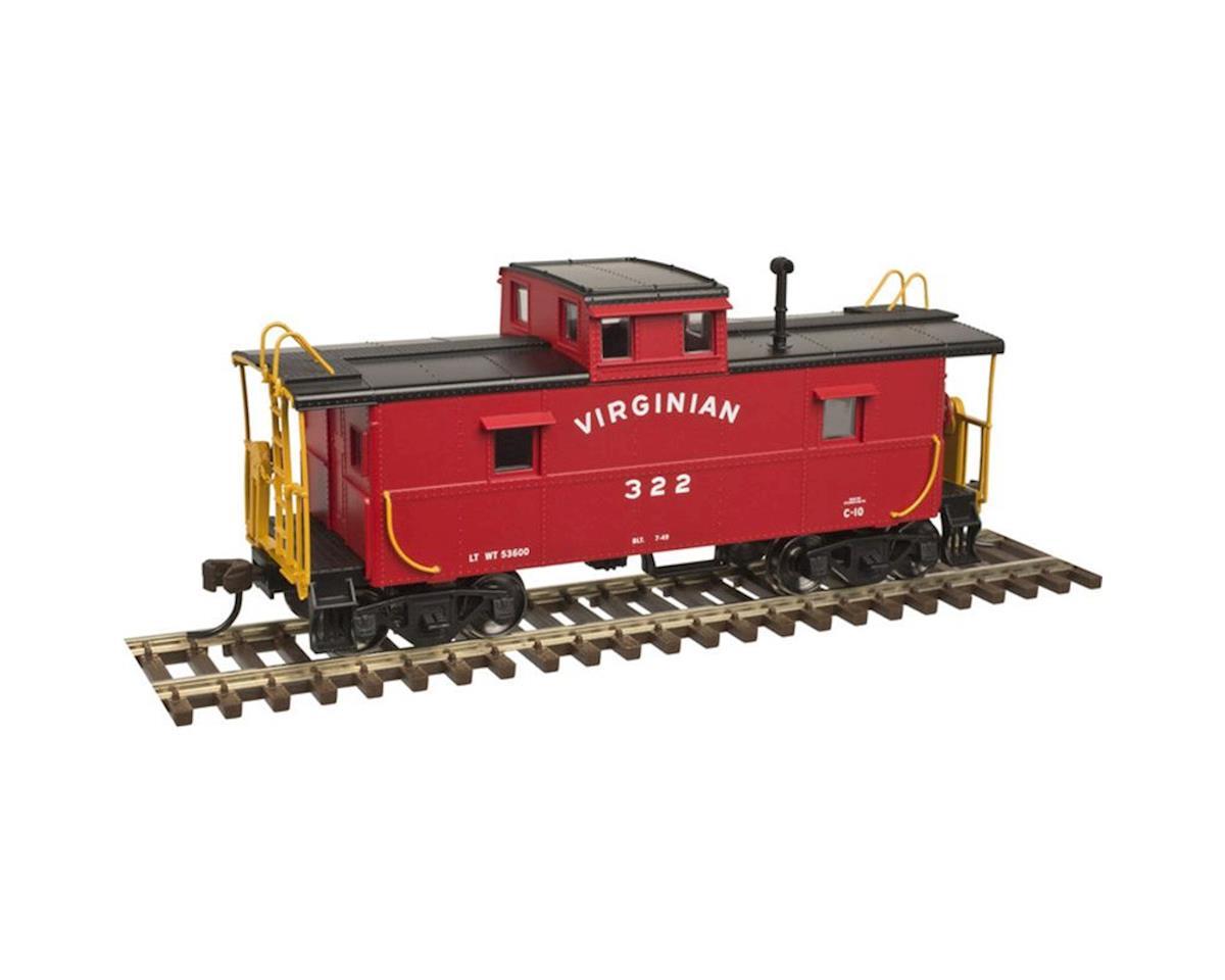 O Trainman C&O Cupola Caboose, VGN (2R)