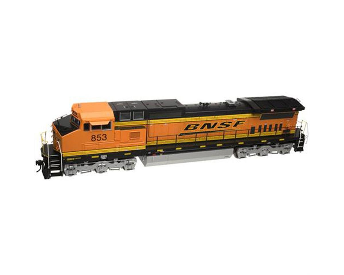 Atlas O O TrainMan Dash 8-40CW w/DCC, BNSF/Wedge #828 (2R)