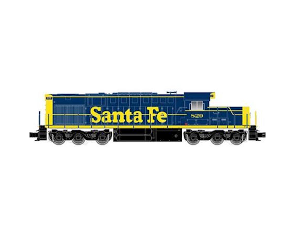 Atlas O O Trainman RSD7/15 with DCC & Sound, SF #832 (2R)