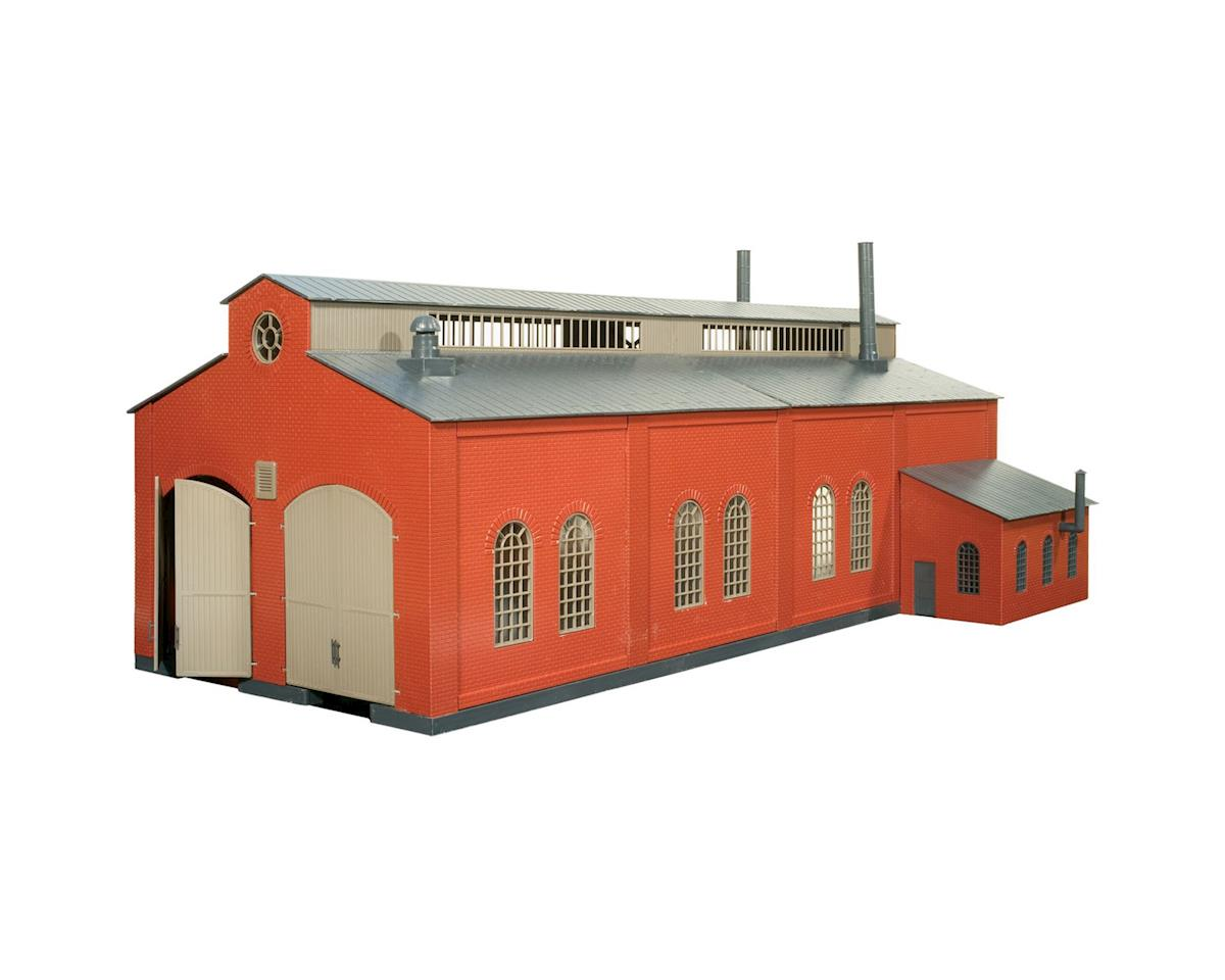 TM Structure Kit Engine House O by Atlas O