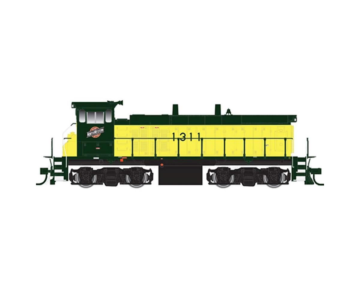 Atlas O O MP15DC w/DCC & Sound, C&NW #1316 (2R)