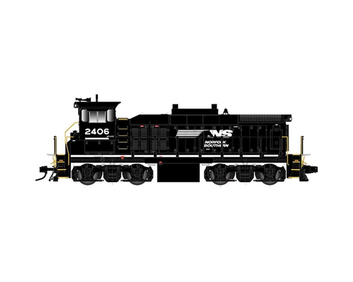 Atlas O O MP15DC w/DCC & Sound, NS #2406 (2R)