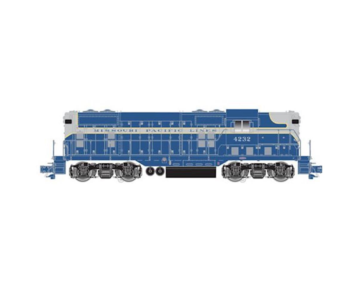 Atlas O O GP7 Phase II w/DCC & Sound, MP #4208 (2R)