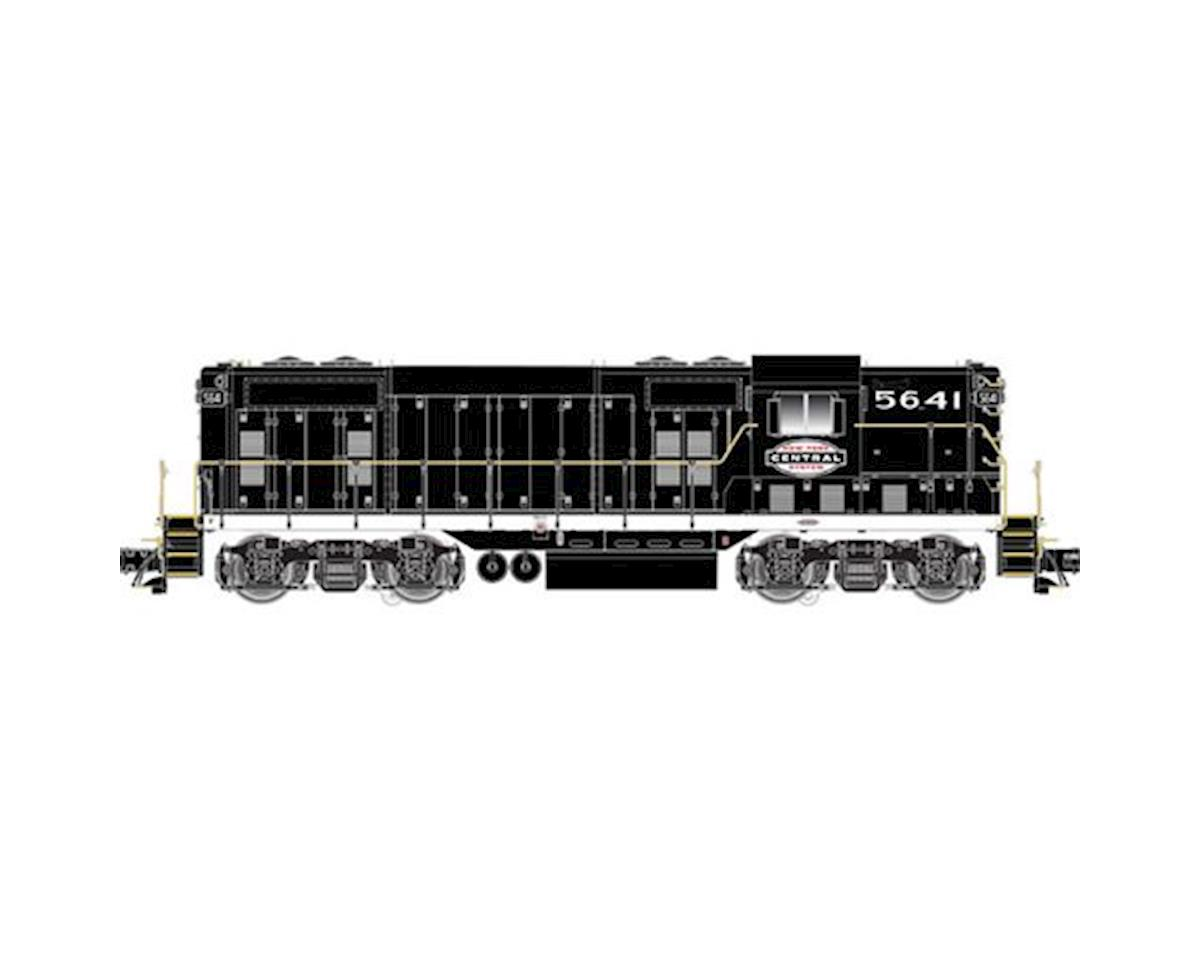 Atlas O O GP7 Phase II w/DCC & Sound, NYC #5675 (2R)