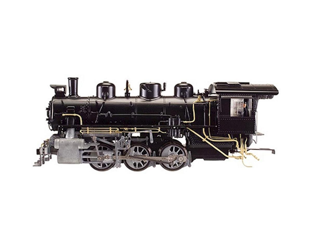 O USRA 0-6-0 w/DCC & Sound, Ptd/Unlettered (2R)