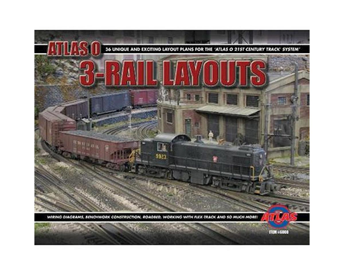 Atlas O O Layout Book, 2nd Edition