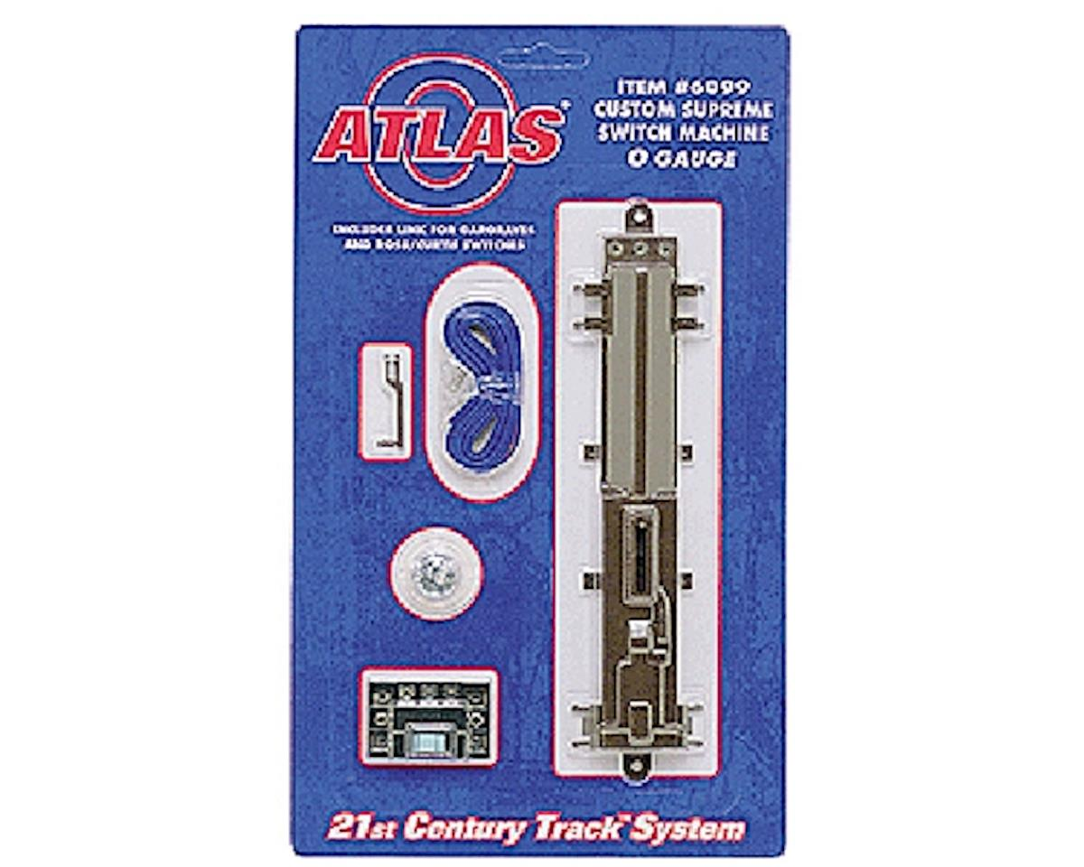 Atlas O O Remote Switch Machine