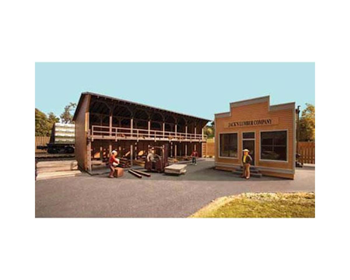 Atlas O O KIT Jack's Lumber Company