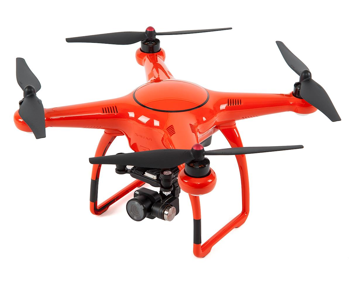 Autel Robotics X-Star Premium RTF Drone w/4K Camera, 1.2-mile HD Live (Orange)