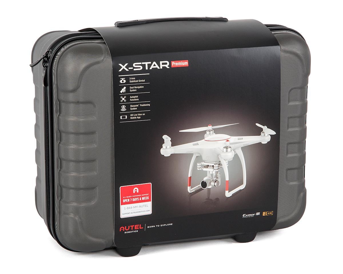 Autel Robotics X-Star Premium RTF Drone w/4K Camera, 1.2-mile HD Live (White)
