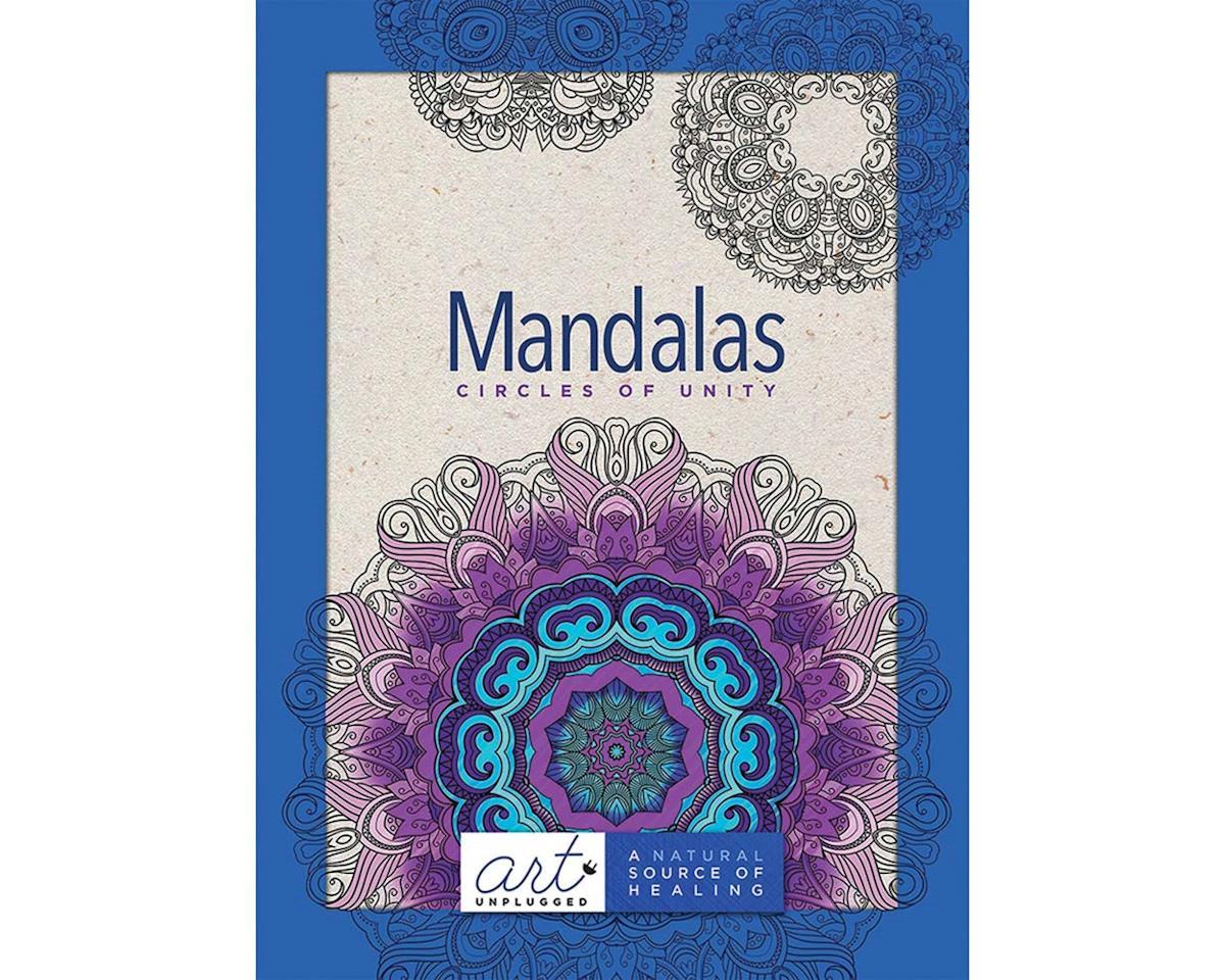 1940899028 Mandalas - Circles of Unity Coloring Book by Art Unplugged Nature