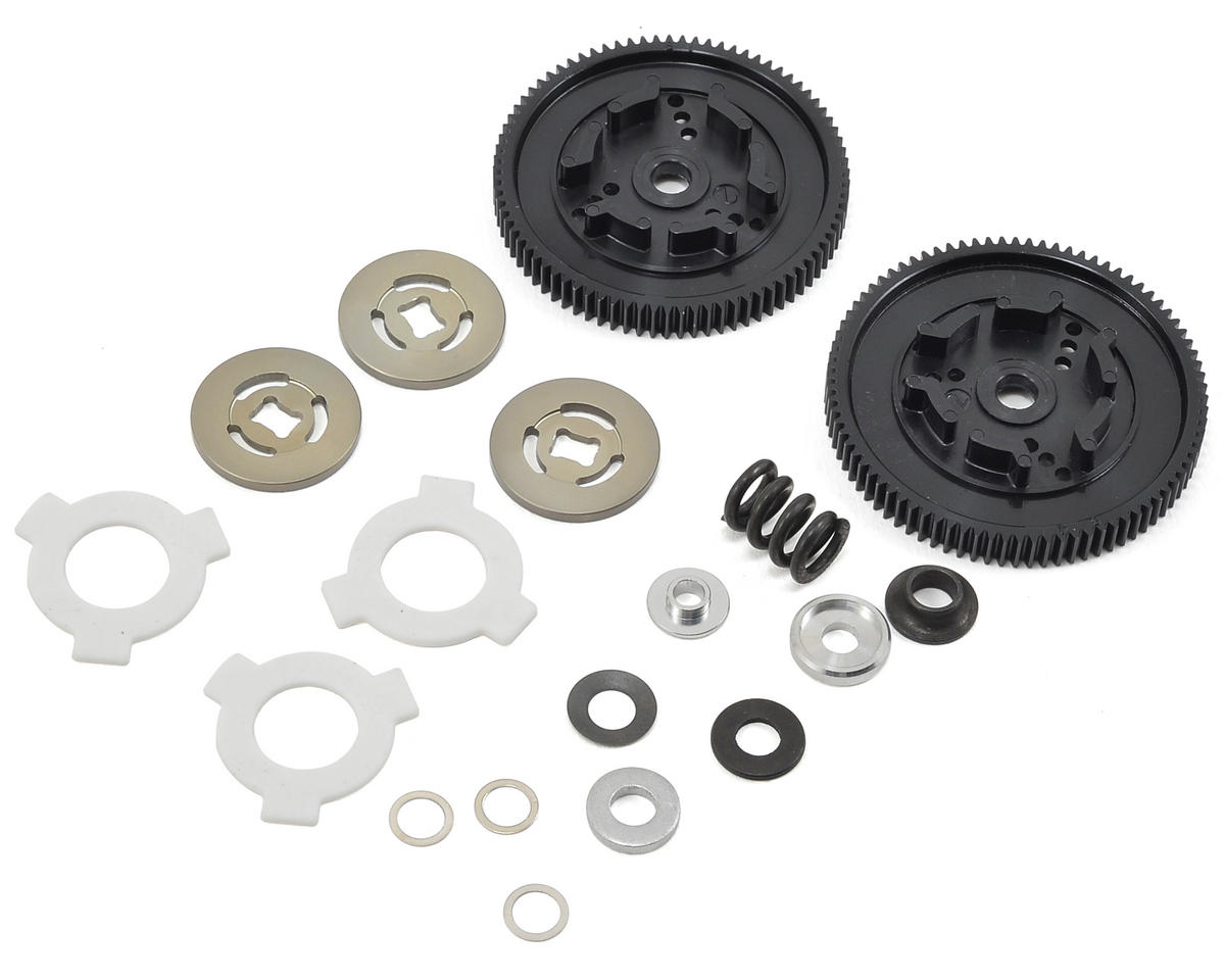 "Avid RC ""Mod"" Triad Slipper Clutch (81T/84T) (Team Associated SC10.2)"