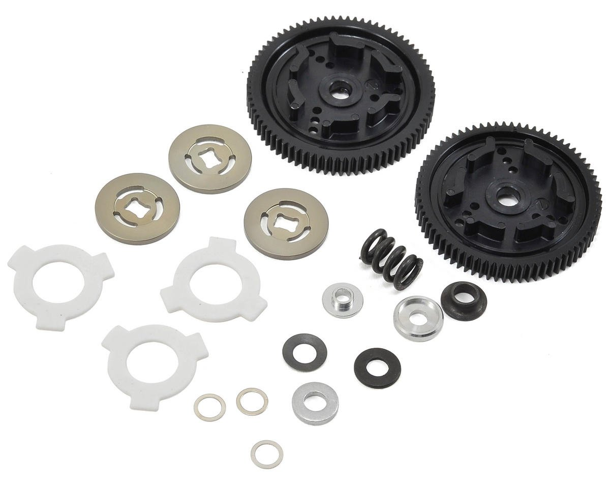 "Avid RC ""Stock"" Triad Slipper Clutch (72T/76T) (Kyosho Ultima DB)"