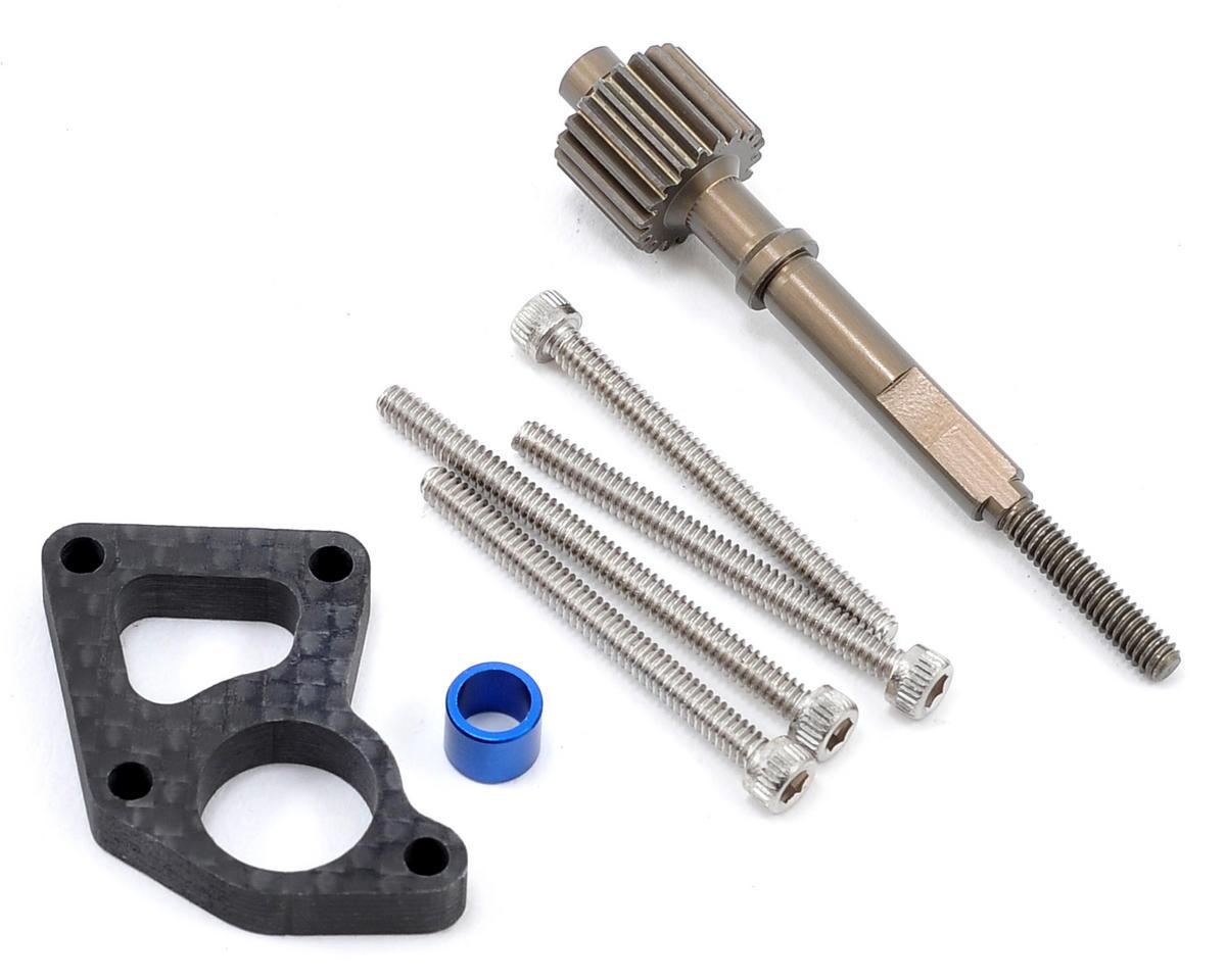 Avid RC Associated Carbon Motor Centering Kit