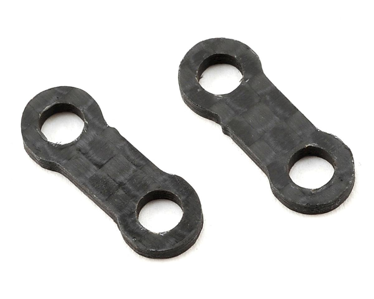 Avid RC 1.5mm Carbon Fiber Servo Mount Spacer (2)