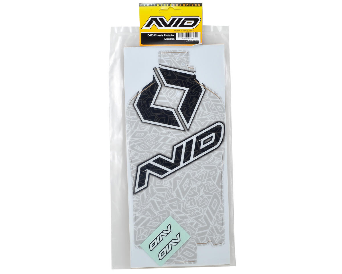 Avid RC D413 Chassis Protector