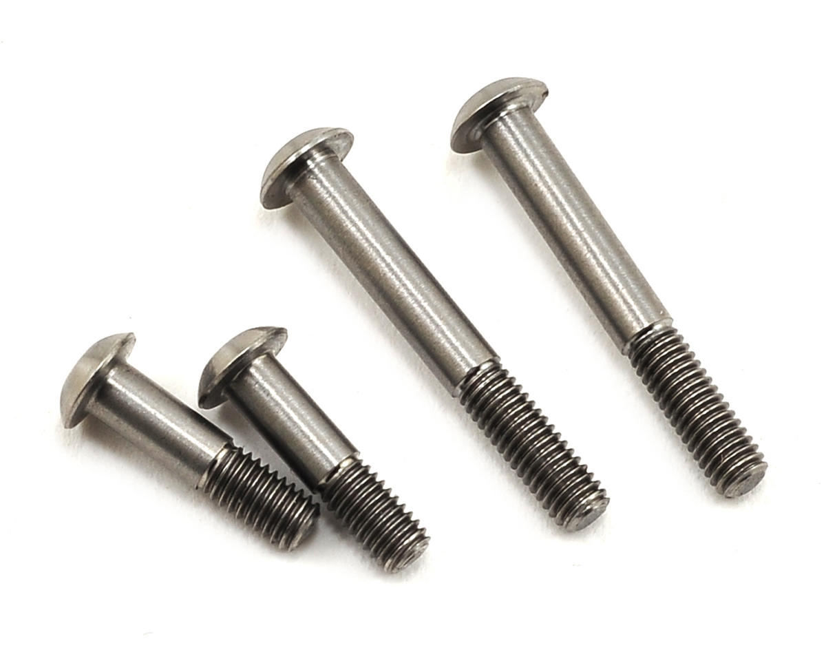 Avid RC B5/B5M Titanium Steering System Screws
