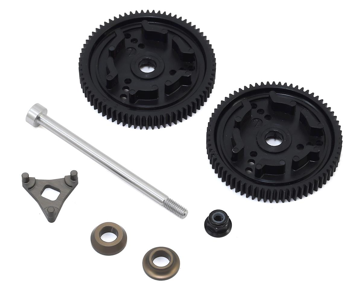 B6.1/B6.1D Triad Direct Drive w/Spur Gears (69T/72T) by Avid RC
