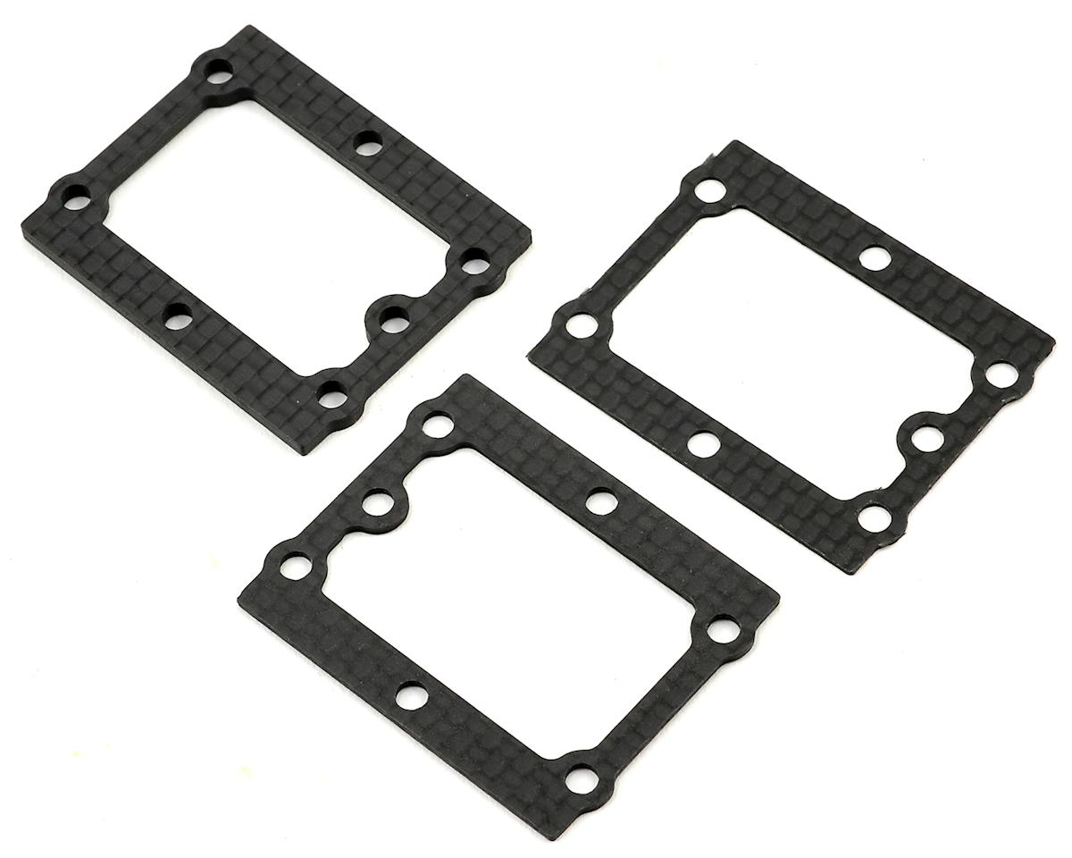 Avid RC B64 Carbon Gearbox Shims Set