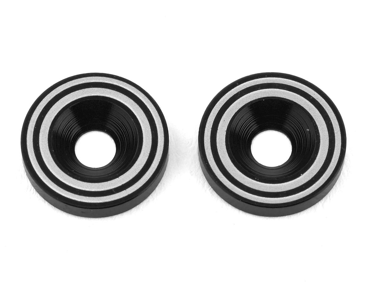 Avid RC Kyosho Inferno MP10 1/8 Wing Washers (Black)