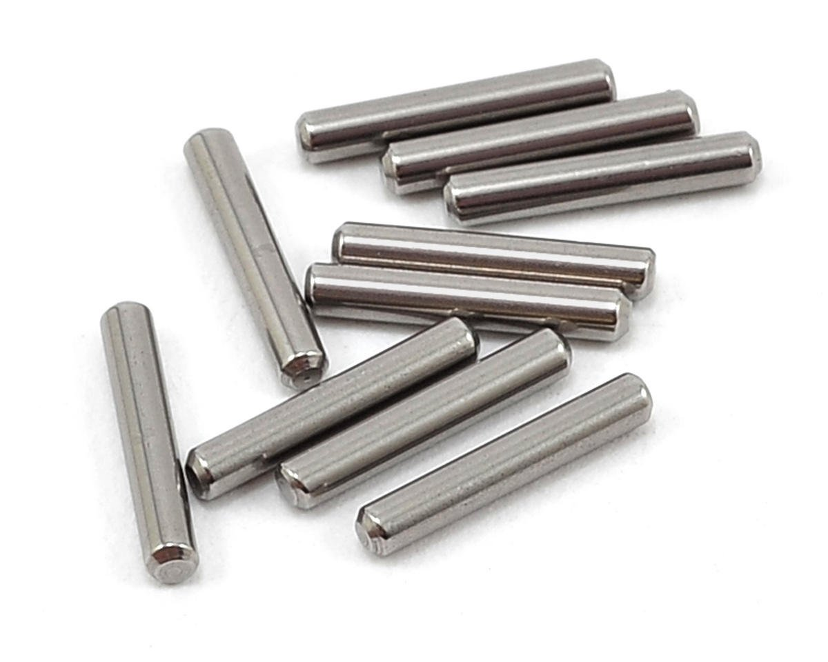 "Avid RC 1/16"" Solid Axle Pin (10) (Losi XXX-T CR)"