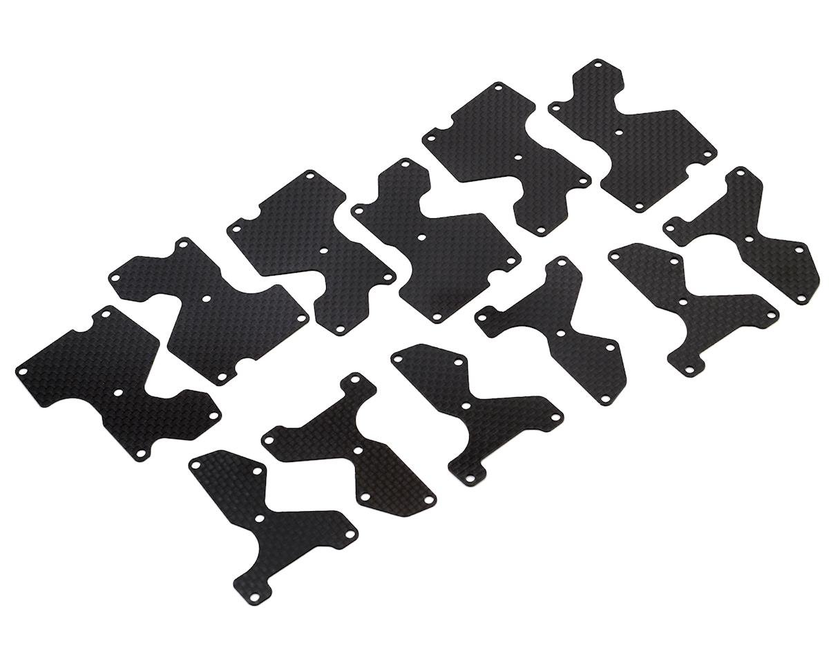 Avid RC MBX8 Carbon Arm Inserts Set