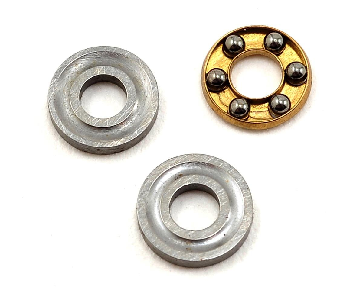 2.5x6x3mm Associated/TLR Differential Thrust Bearing (Tungsten Carbide)