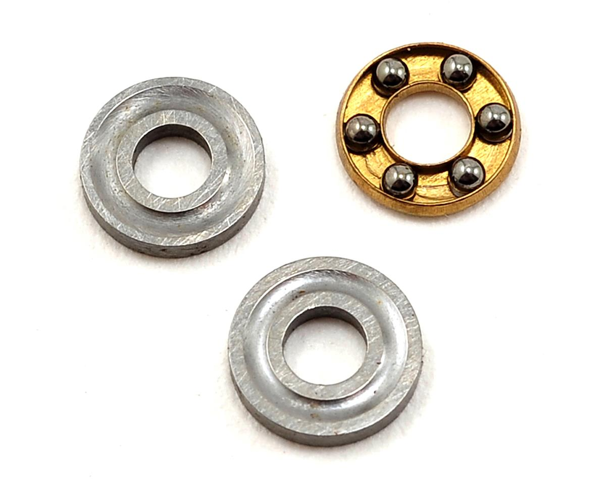 Avid RC 2.5x6x3mm Associated/TLR Differential Thrust Bearing (Tungsten Carbide)