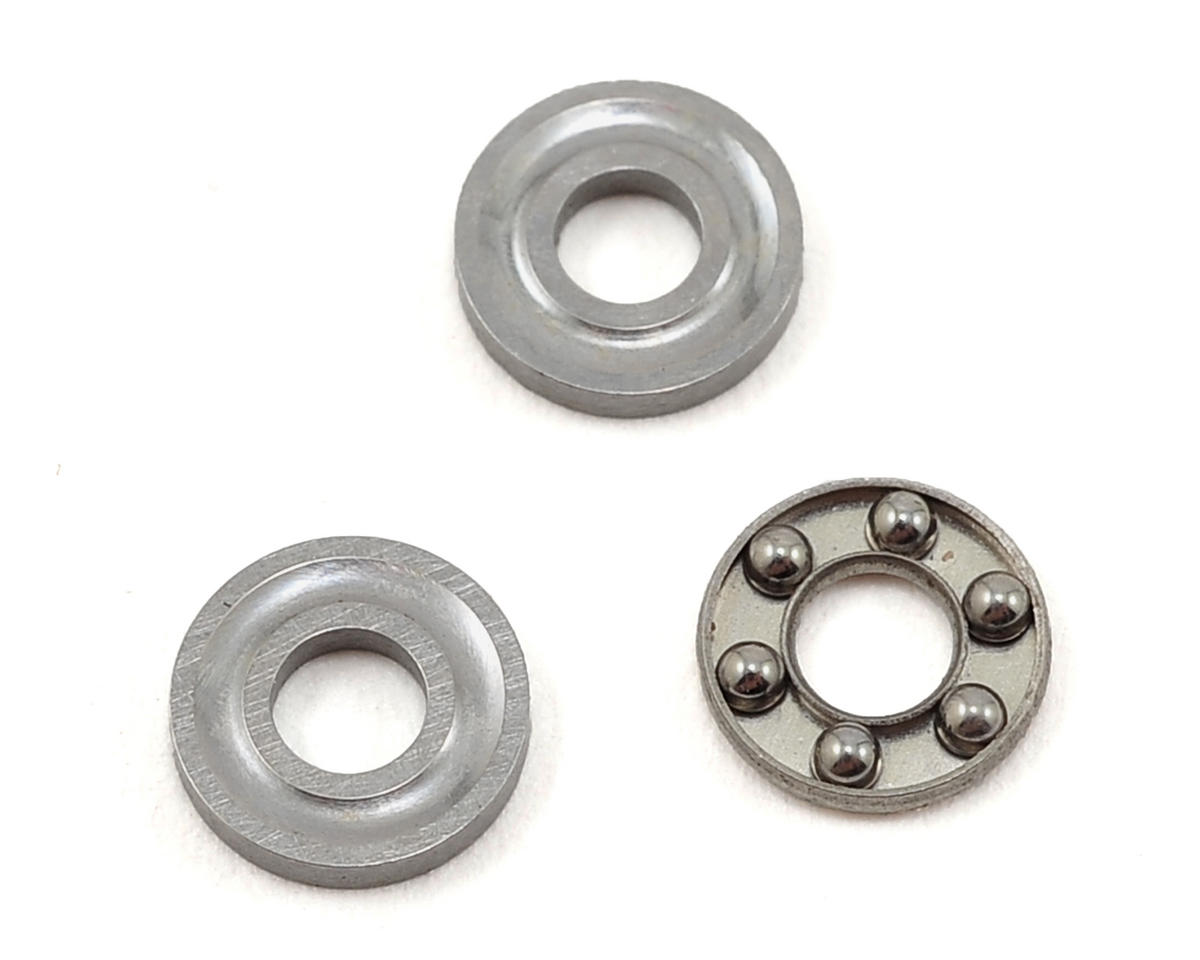 2.5x6x3mm Associated/TLR Differential Thrust Bearing (Steel) by Avid RC