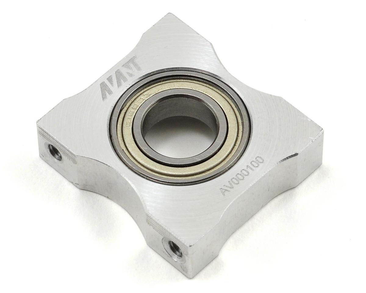 Avant 10mm Metal Main Shaft Square Bearing Block