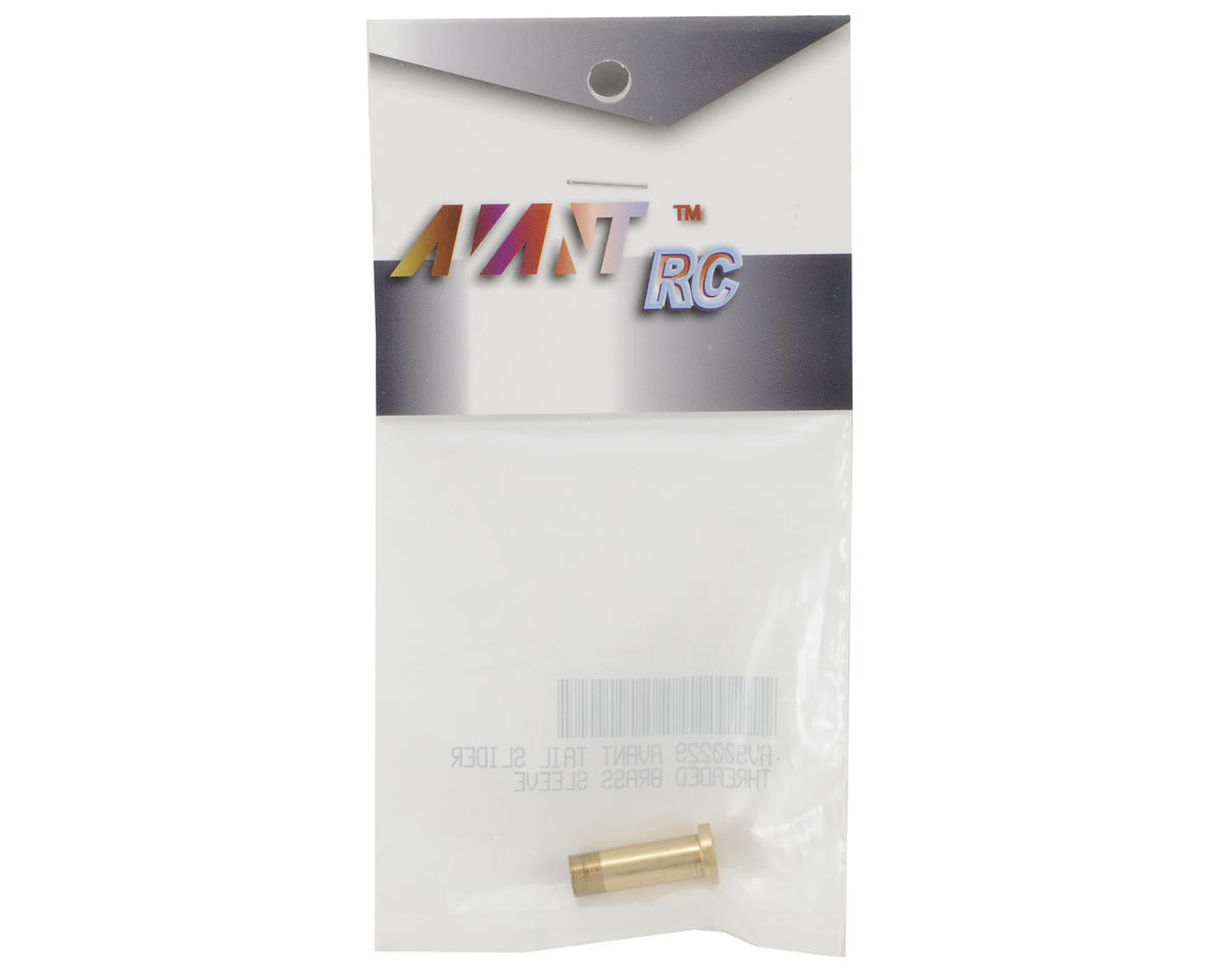 Avant Brass Tail Slider Threaded Sleeve