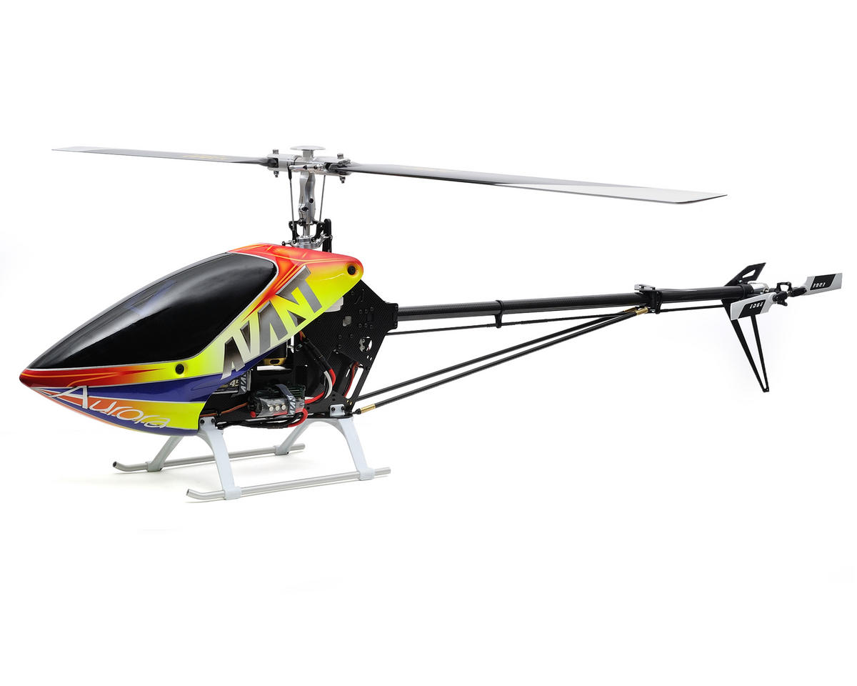 Avant RC Mostro 700 Helicopter - RC Heli Pilot Online