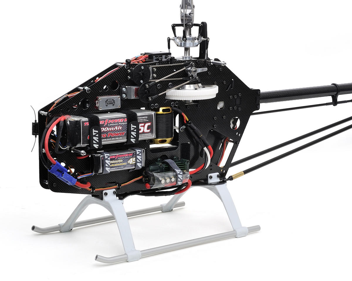 Avant Aurora 90 Electric Flybarless Competition R/C Helicopter Kit (2012 Model)