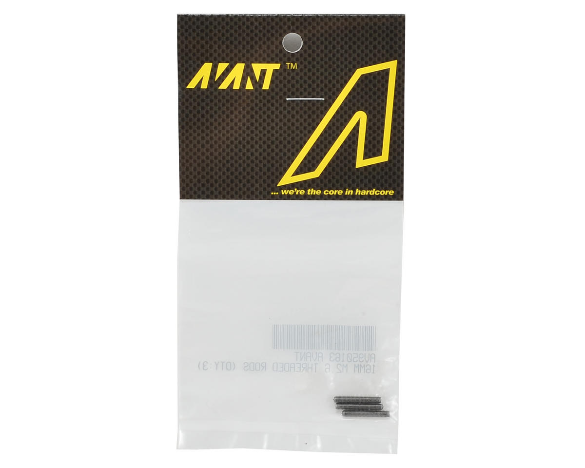 Avant 2.6x16mm Threaded Rod (3)
