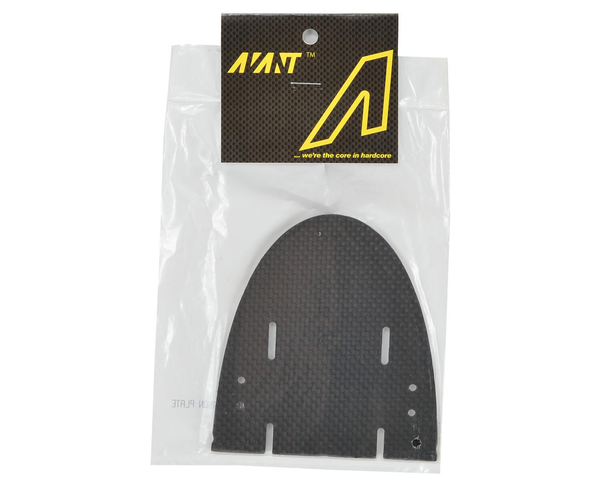 Avant Mostro Carbon Air Diverter Plate