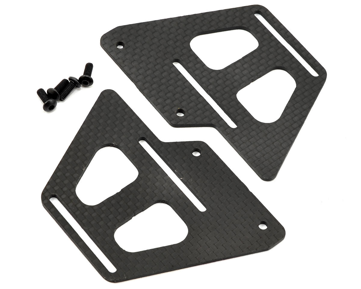 Mostro Electronics Mounting Side Plate Set