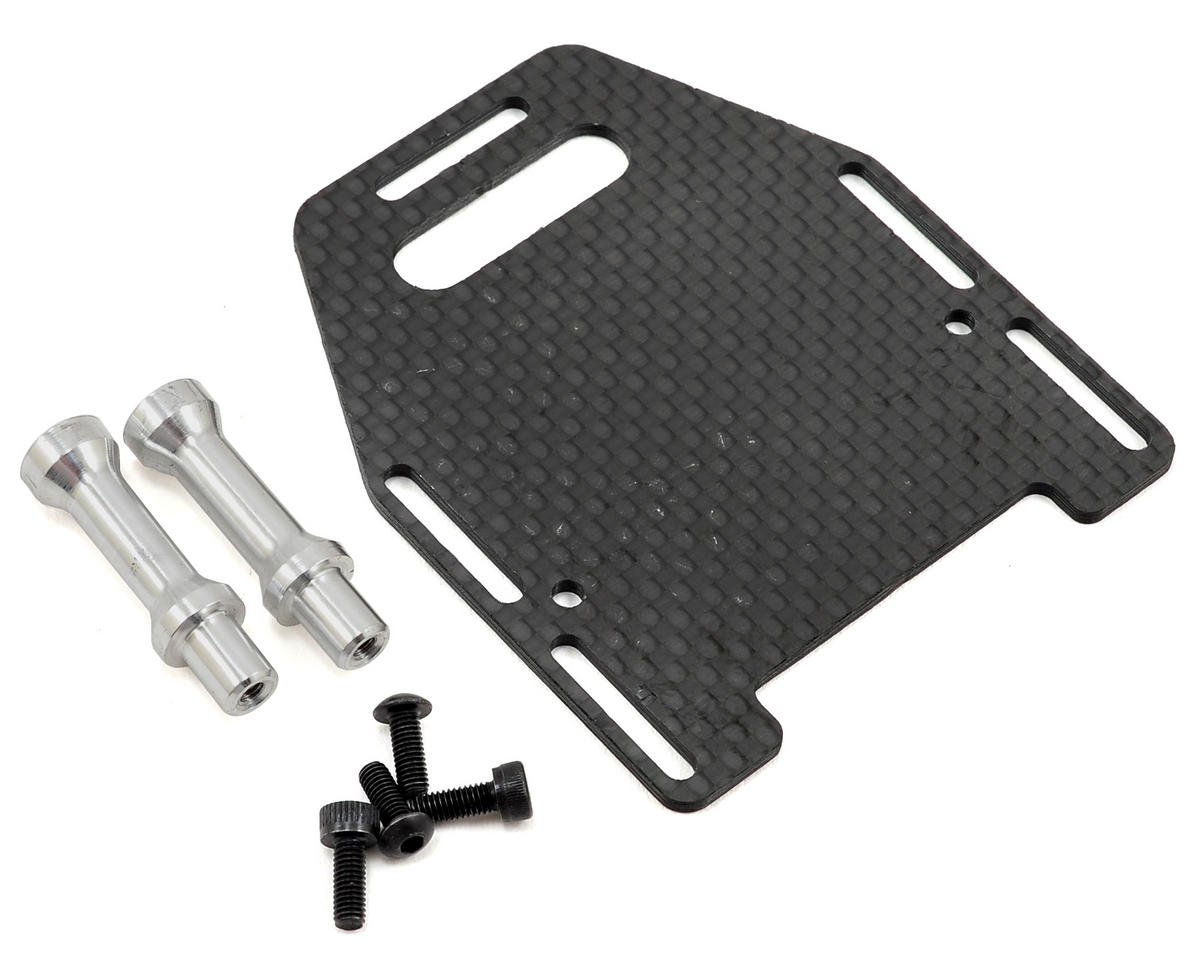 Mostro Optional Horizontal Electronics Mounting Plate