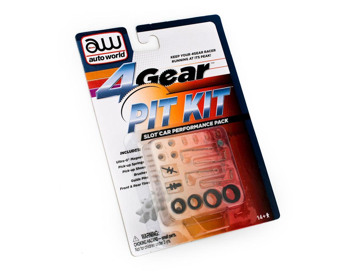 4Gear Slot Car Pit Kit