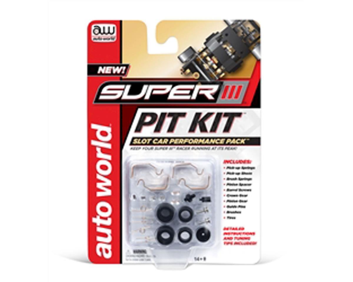 Super III Pit Kit
