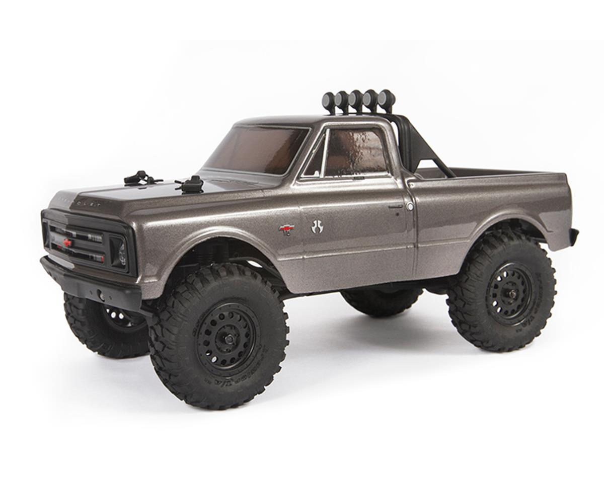 Axial SCX24 1967 Chevrolet C10 1/24 4WD RTR Scale Mini Crawler (Silver) | relatedproducts