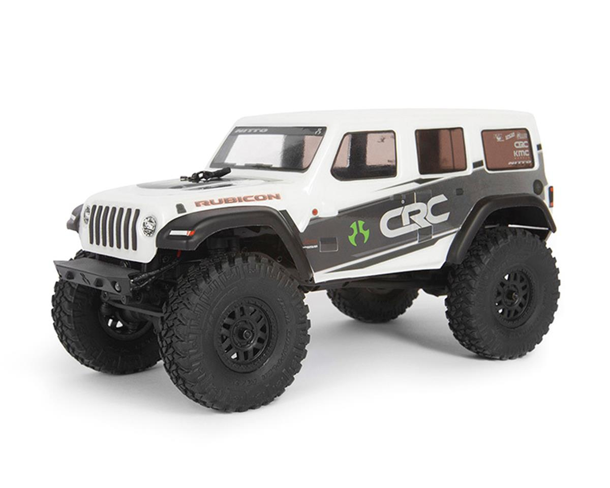Axial SCX24 2019 Jeep Wrangler JLU CRC 1/24 4WD RTR Scale Mini Crawler (White) | relatedproducts