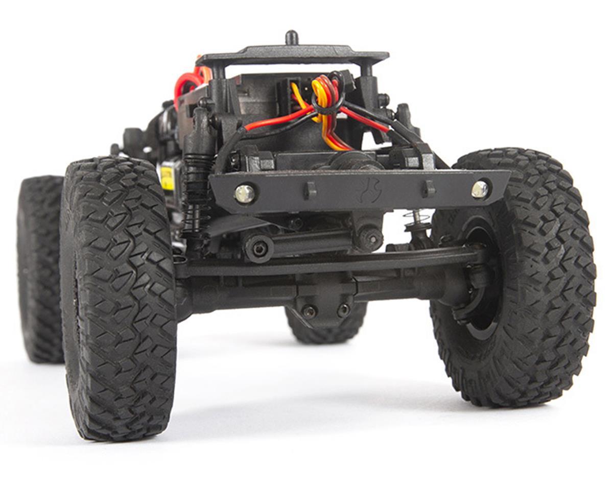 Axial SCX24 2019 Jeep Wrangler JLU CRC 1/24 4WD RTR Scale Mini Crawler (White)