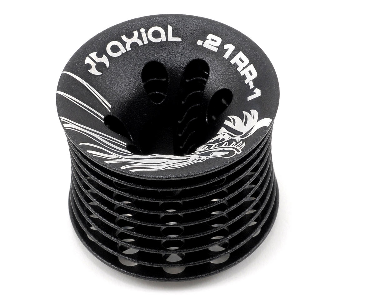 Axial Racing .21RR-1 Cooling Head (Black)