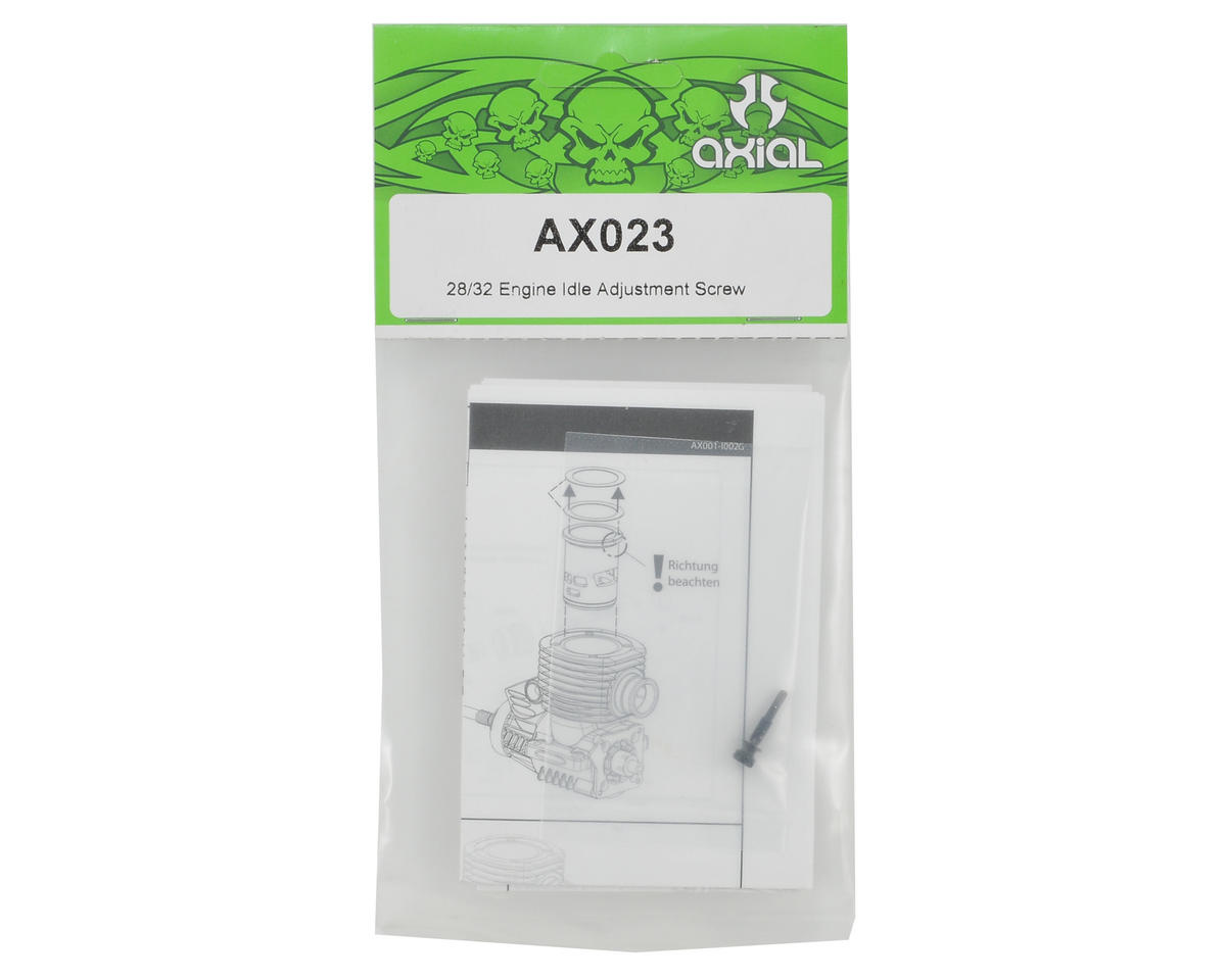Axial Racing Idle Adjustment Screw