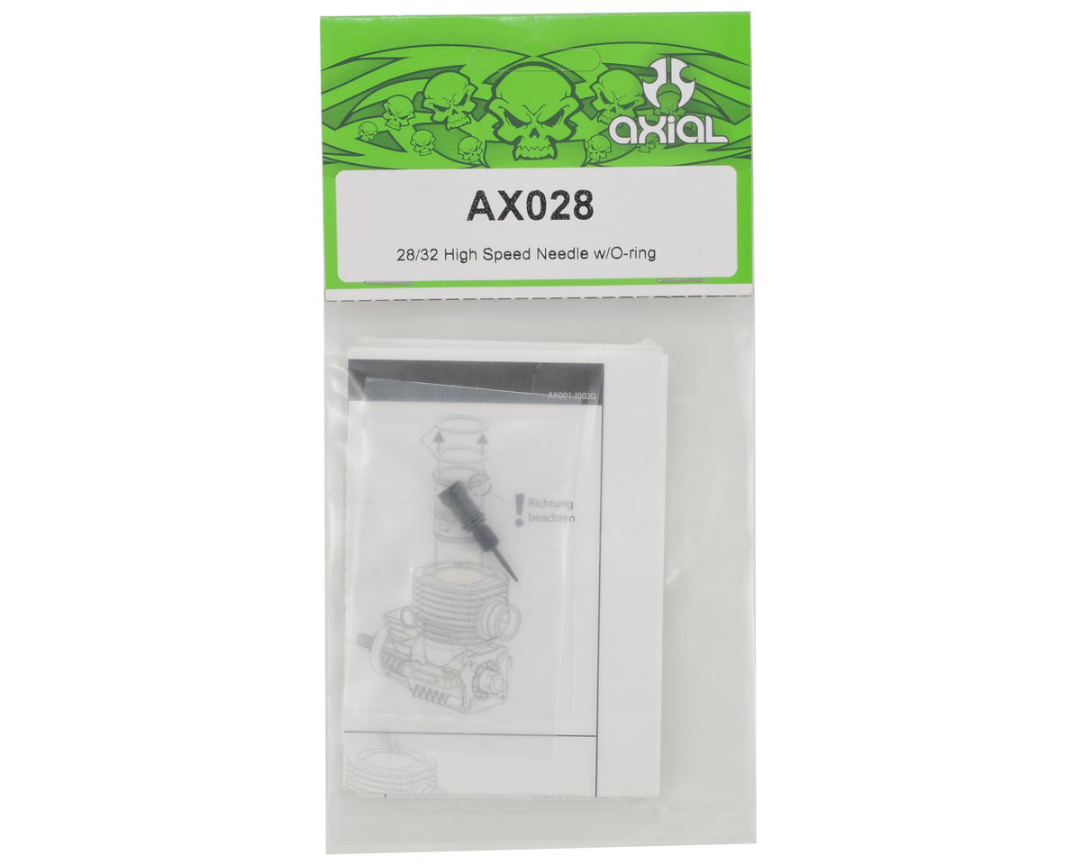 Axial Racing High-Speed Needle w/O-Ring