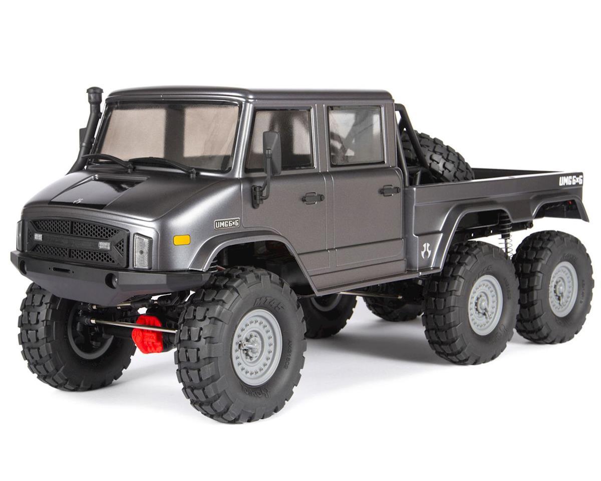 Axial SCX10 II UMG10 6x6 1/10th RTR Scale Rock Crawler