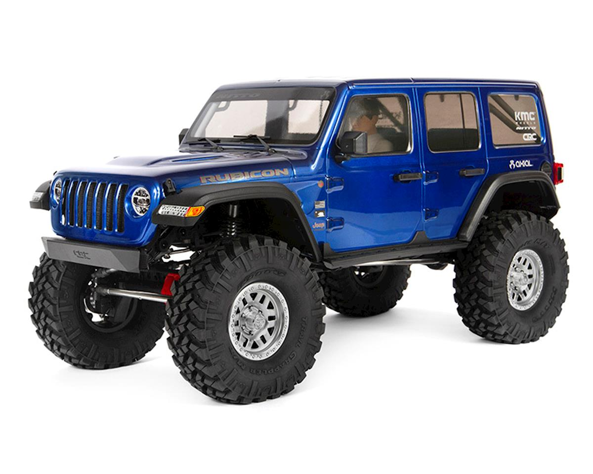 Axial SCX10 III Jeep Wrangler JL 1/10 Scale Rock Crawler Kit w/Portals | relatedproducts