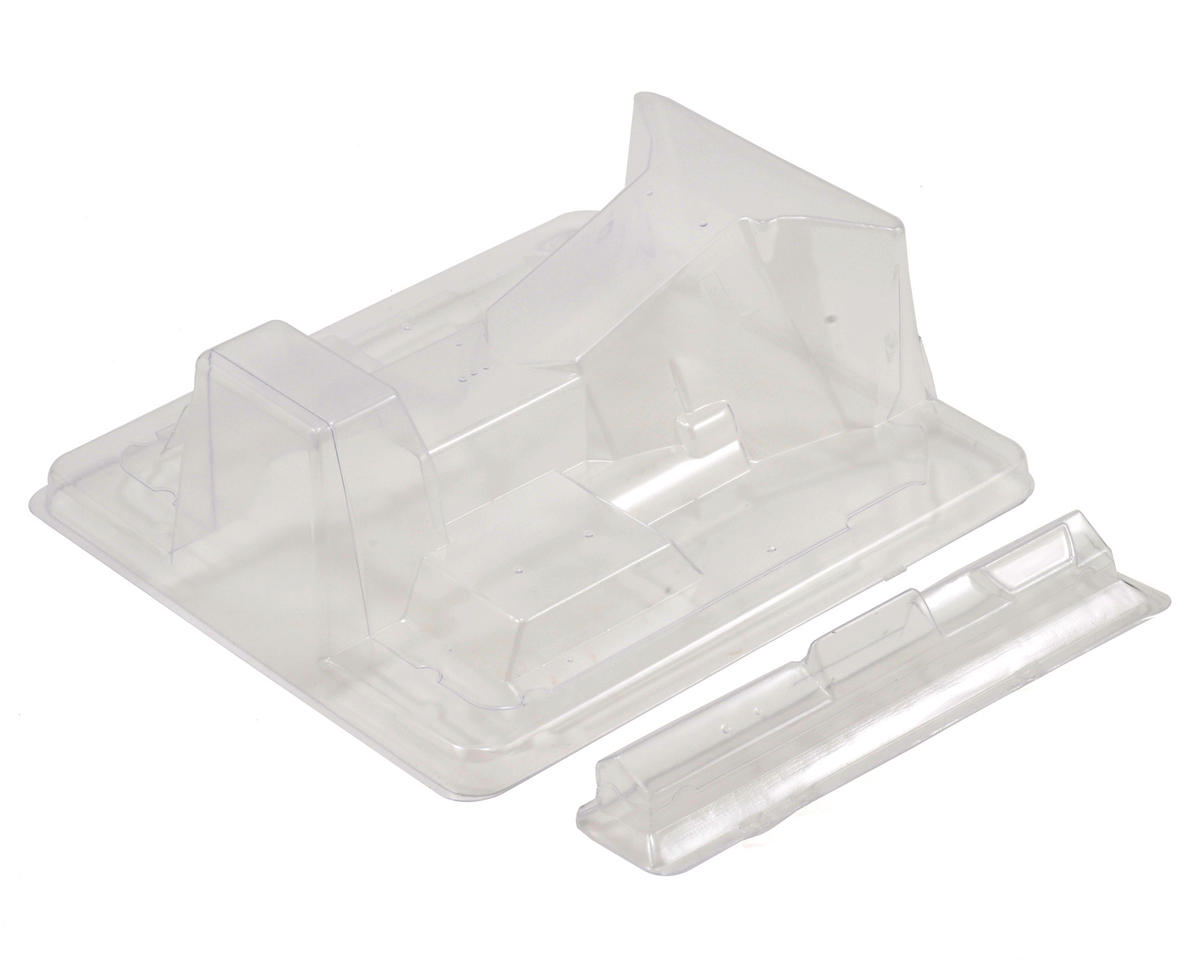 Axial Racing Wraith Interior Set (Clear)